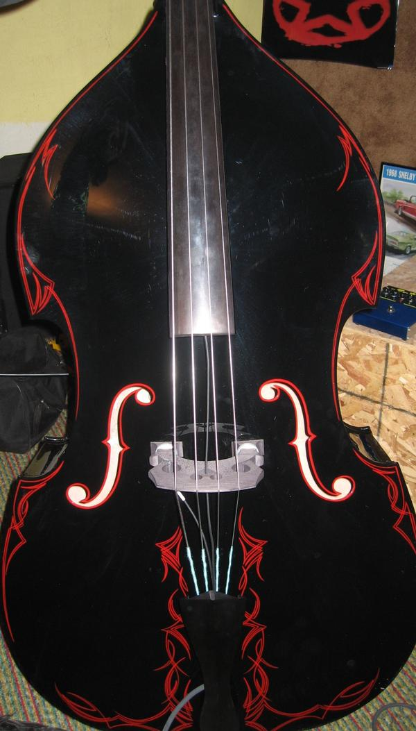 King Double Bass