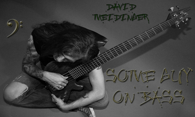 David Meidinger: Some Guy On Bass